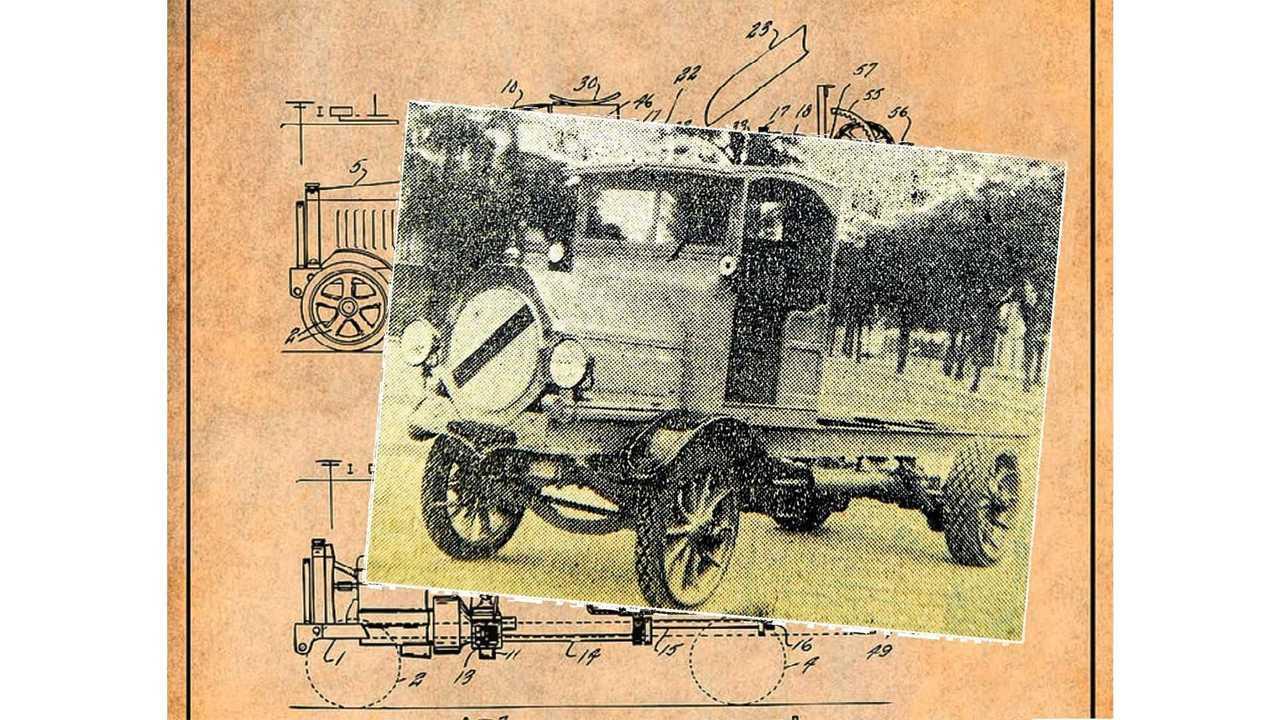 Caminhão Bandeirante