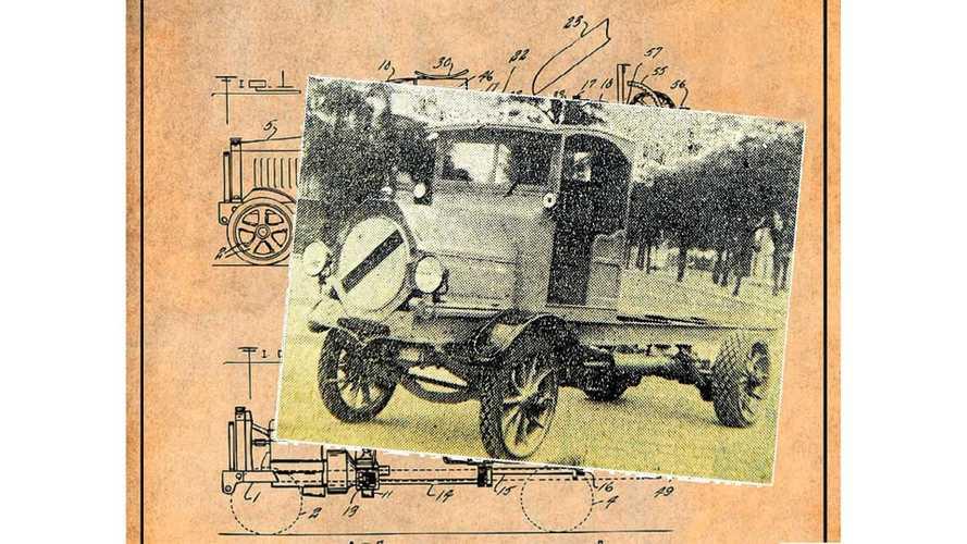 Bandeirante - 1º automóvel do Brasil