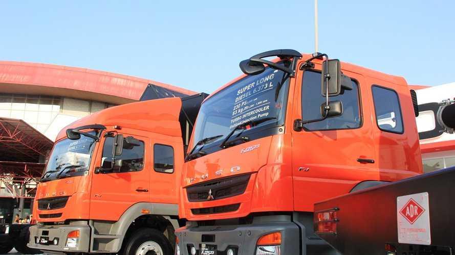 Fuso Dukung Mobilitas Logistik dengan Paket Purna Jual Menarik