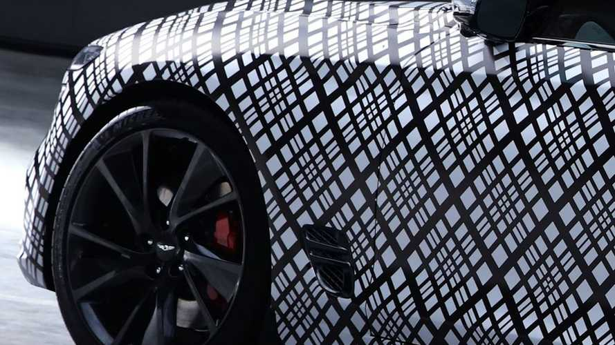 Genesis G70 Shooting Brake Teaser