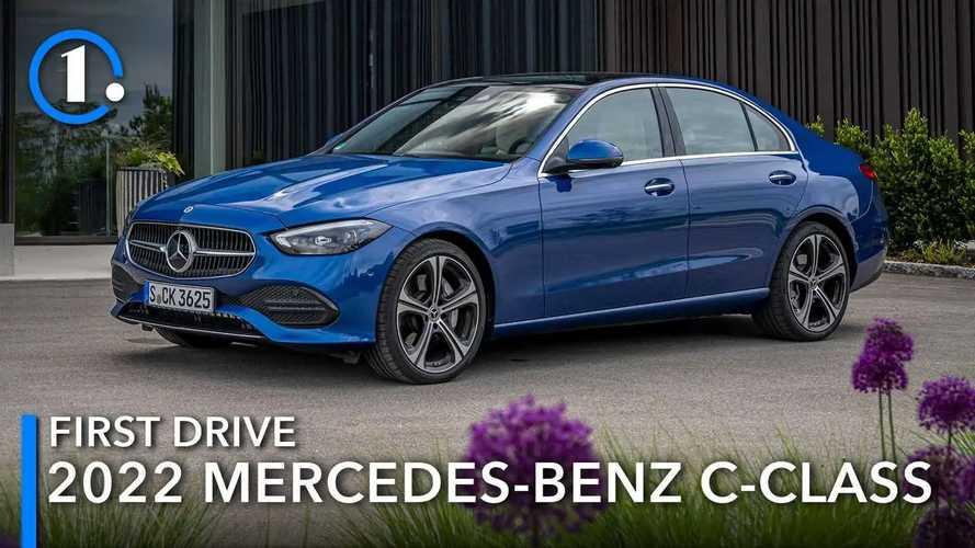 2022 Mercedes-Benz C-Class First Drive Review: Mini S-Class?