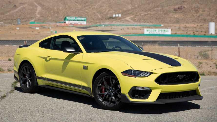 Já andamos: Ford Mustang Mach 1 é o nível mais próximo do Shelby