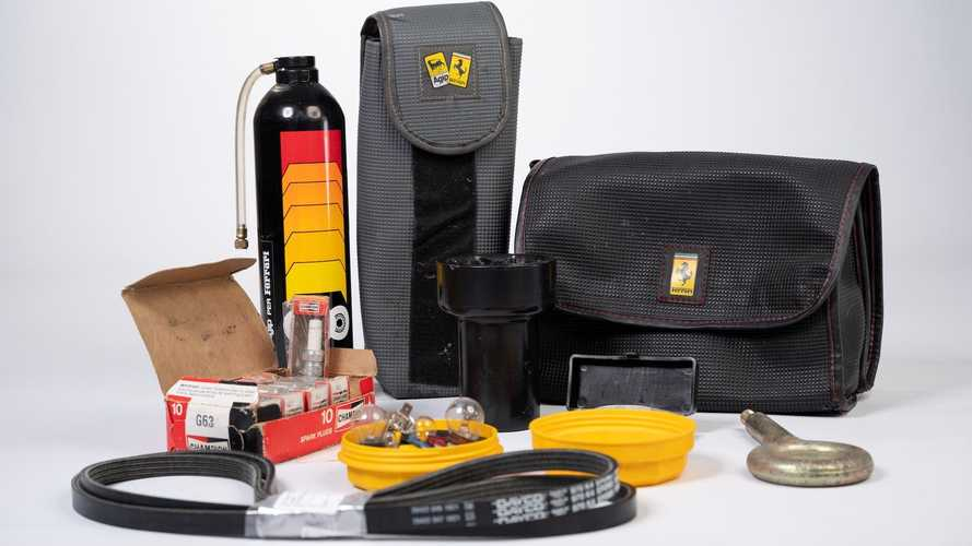 Can't Afford A Ferrari F40? You Can At Least Own An Original Tool Kit