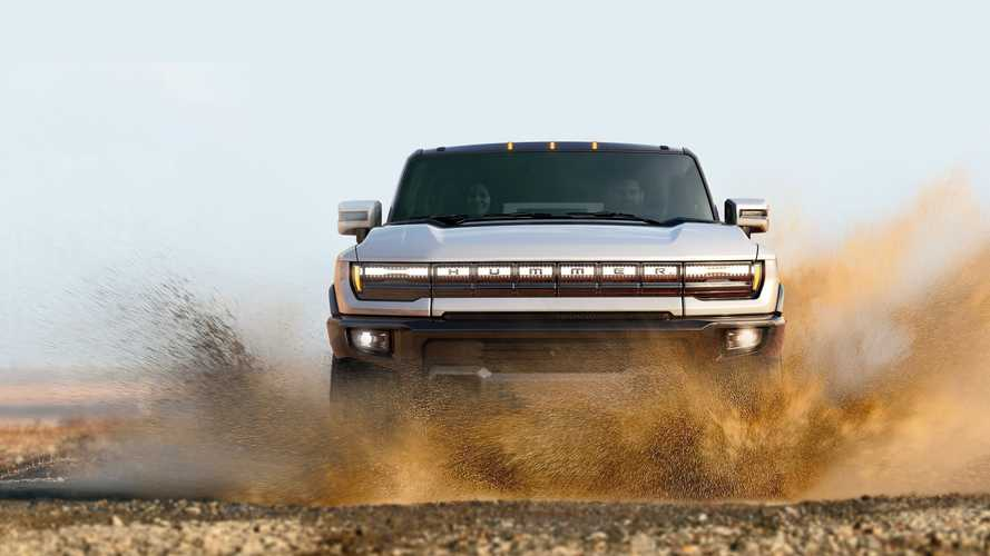 GMC Hummer EV Will Be Very Heavy, Could Weigh Over 9,000 Pounds