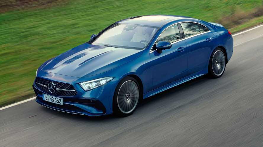 Mercedes-Benz CLS 2021: ligera puesta al día para la berlina alemana