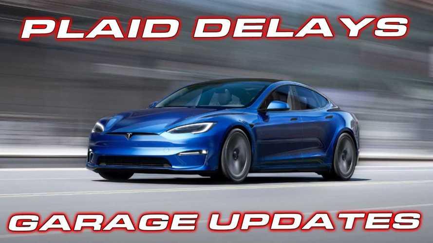 Tesla Model S Plaid Delays Continue