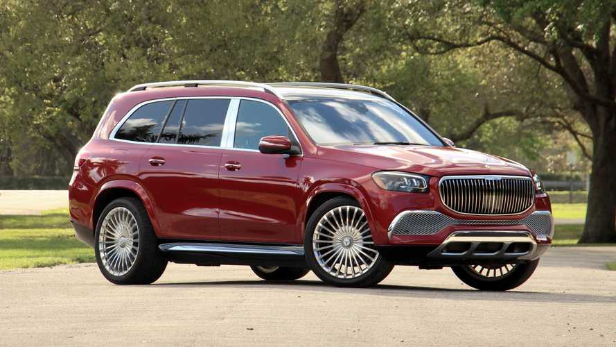 2021 Mercedes-Maybach GLS 600: Review