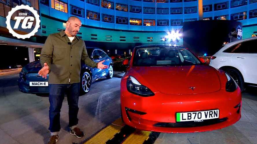 Top Gear EV buying guide calls Tesla Model 3 best EV on sale today
