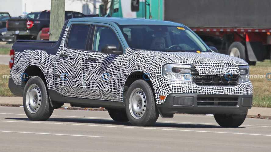 Ford Maverick: picape rival da Fiat Toro aparece agora na versão básica