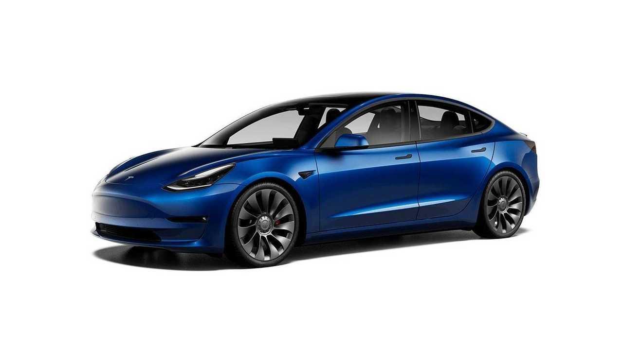2021 Tesla Model 3 – Starting At $36,990