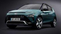 Hyundai Bayon (2021): Alle offiziellen Infos zum SUV-Bruder des i20