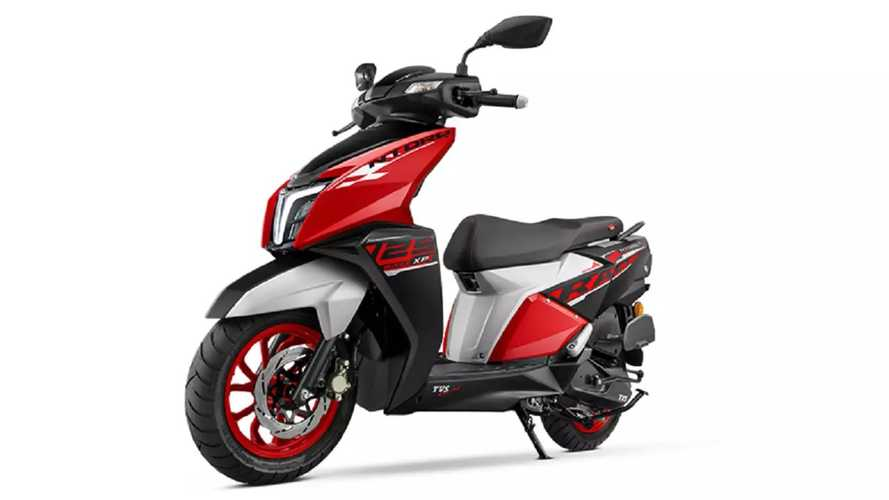 TVS Launches Sporty New NTorq 125 Race XP Scooter