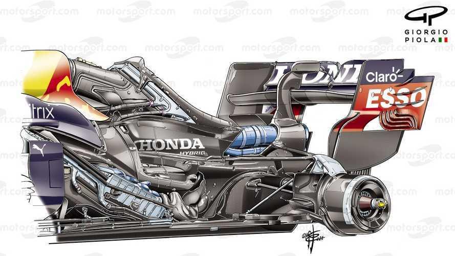 Tecnica Red Bull: scopriamo i motivi del sorpasso sulla Mercedes