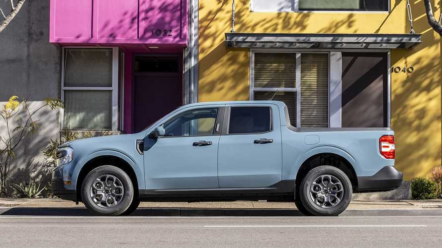 2022 Ford Maverick, barındıracağı kablolu kit ile dikkat çekiyor