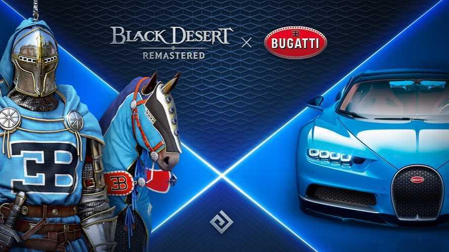 Un'armatura medievale Bugatti? Esiste nel videogame Black Desert