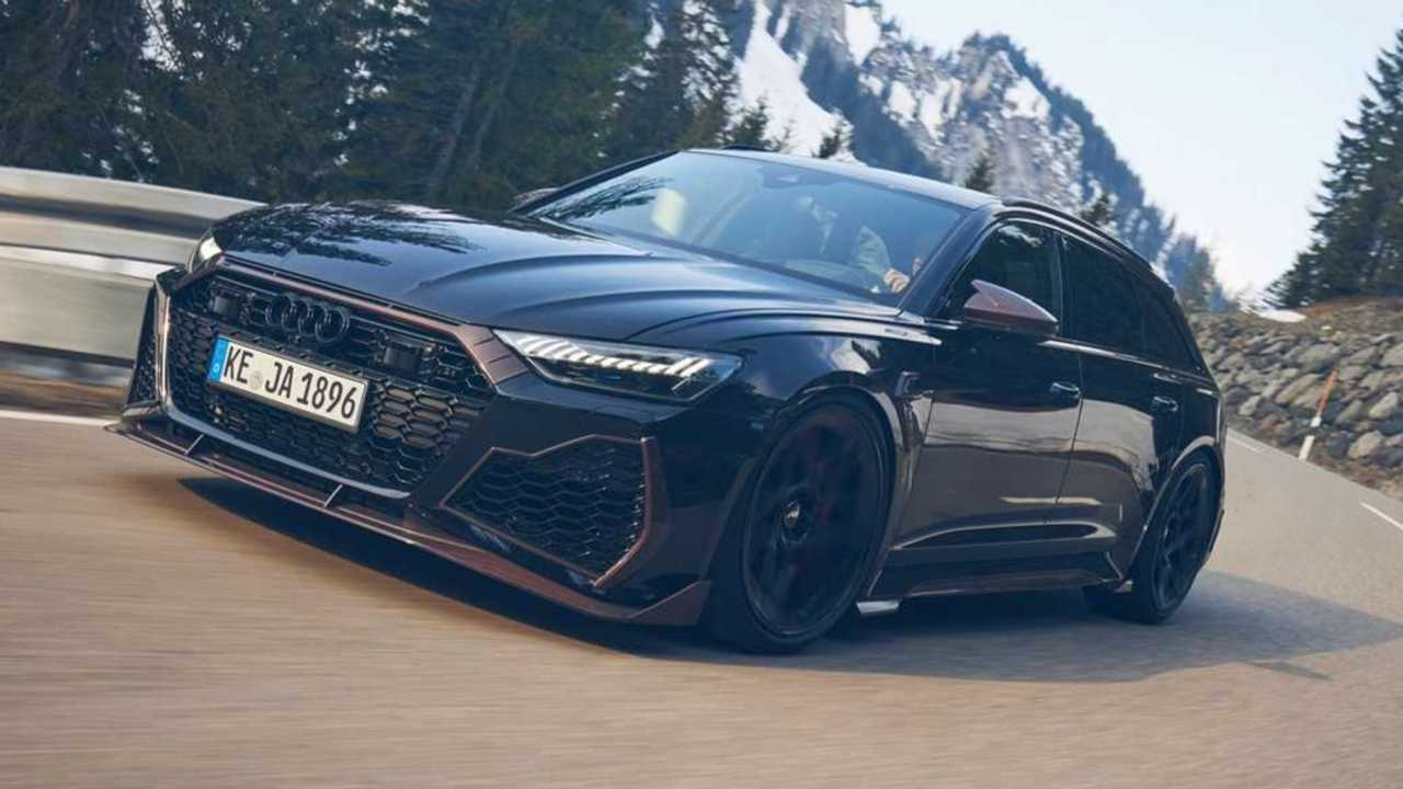 Audi RS6 Abt Special Edition