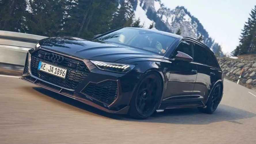 ABT Audi RS6 Avant Johann Abt Signature Edition Arrives With 790 HP