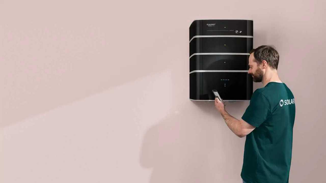 Solarwatt nutzt Batteriemodule von BMW für einen Heimspeicher