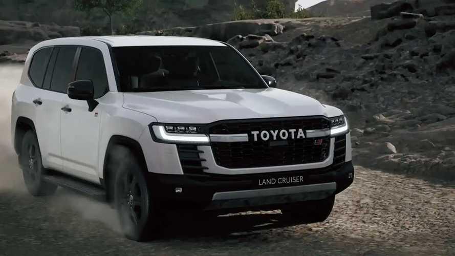 Toyota Land Cruiser - Jusqu'à 4 ans d'attente !