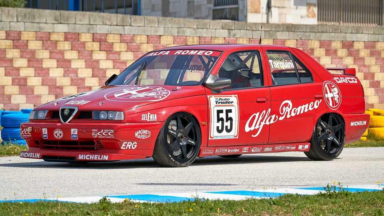 Alfa Romeo 155 TS BTCC, 1994