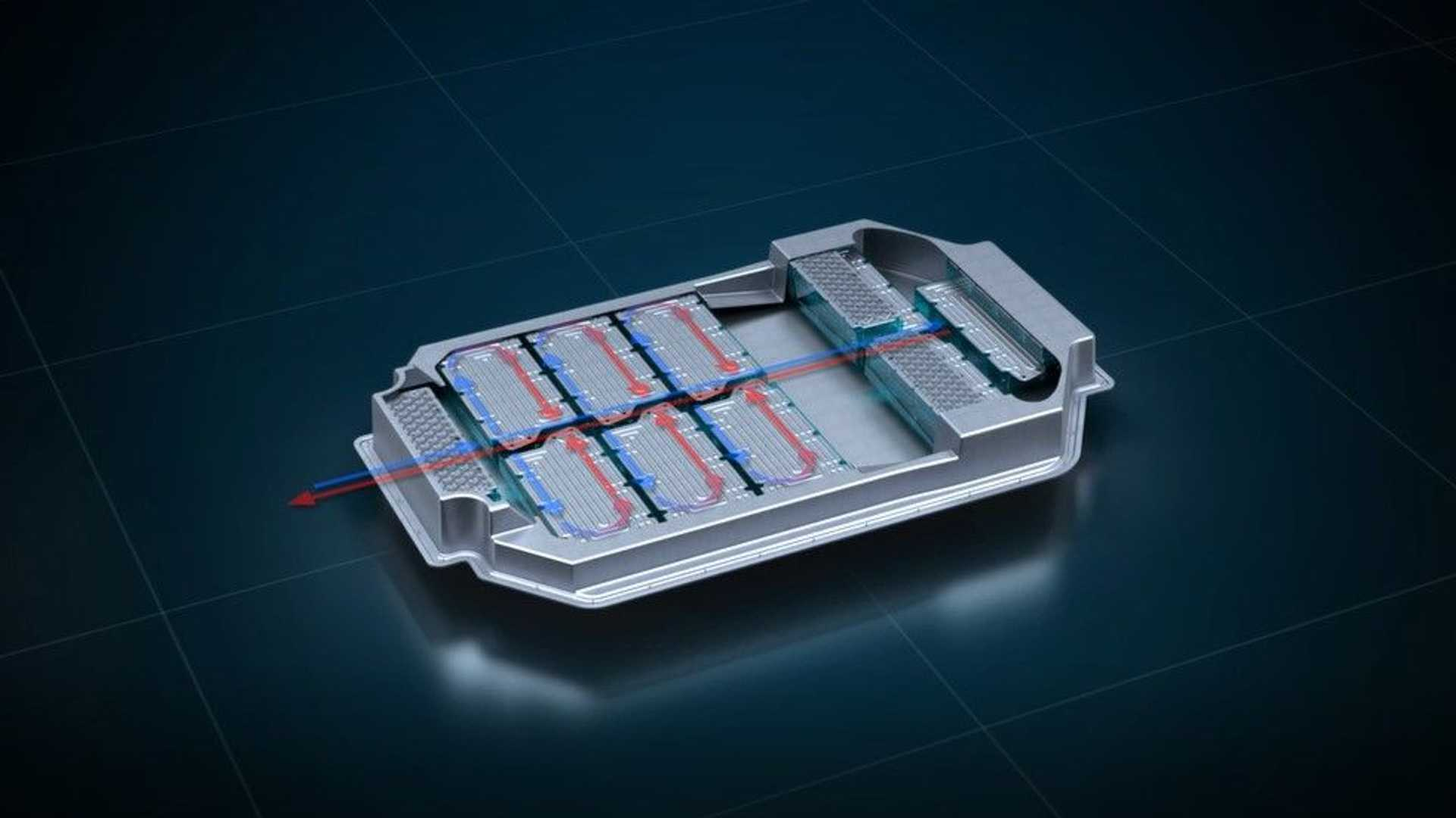 Italdesign and Williams Advanced Engineering - Modular electric platform
