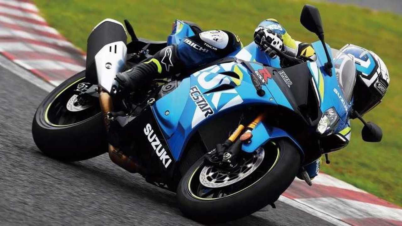Suzuki GSX-R Racing Academy - Main