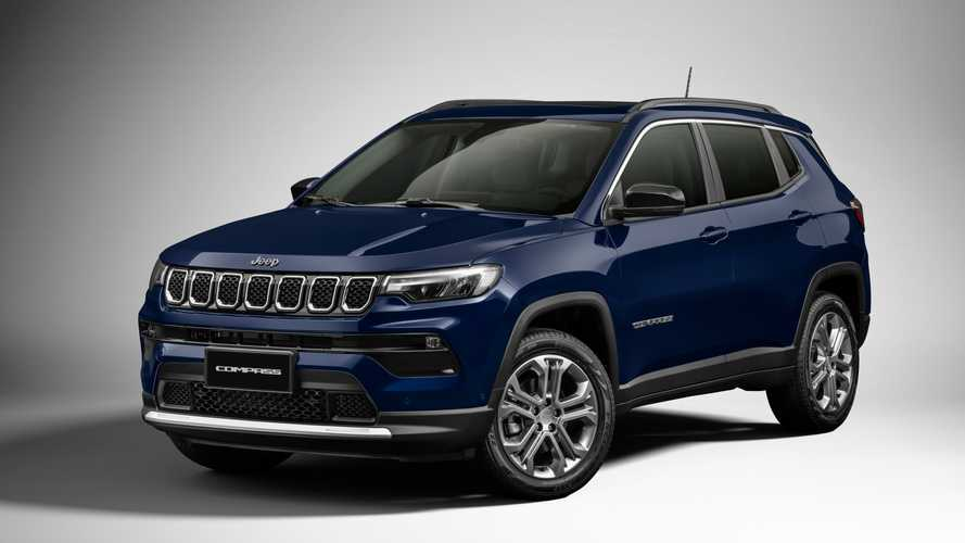Jeep Compass Longitude T270 Turbo Flex 2022