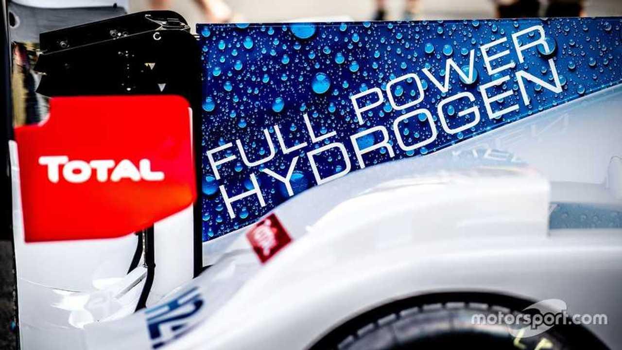 Total Mission H24 at Le Mans 2019