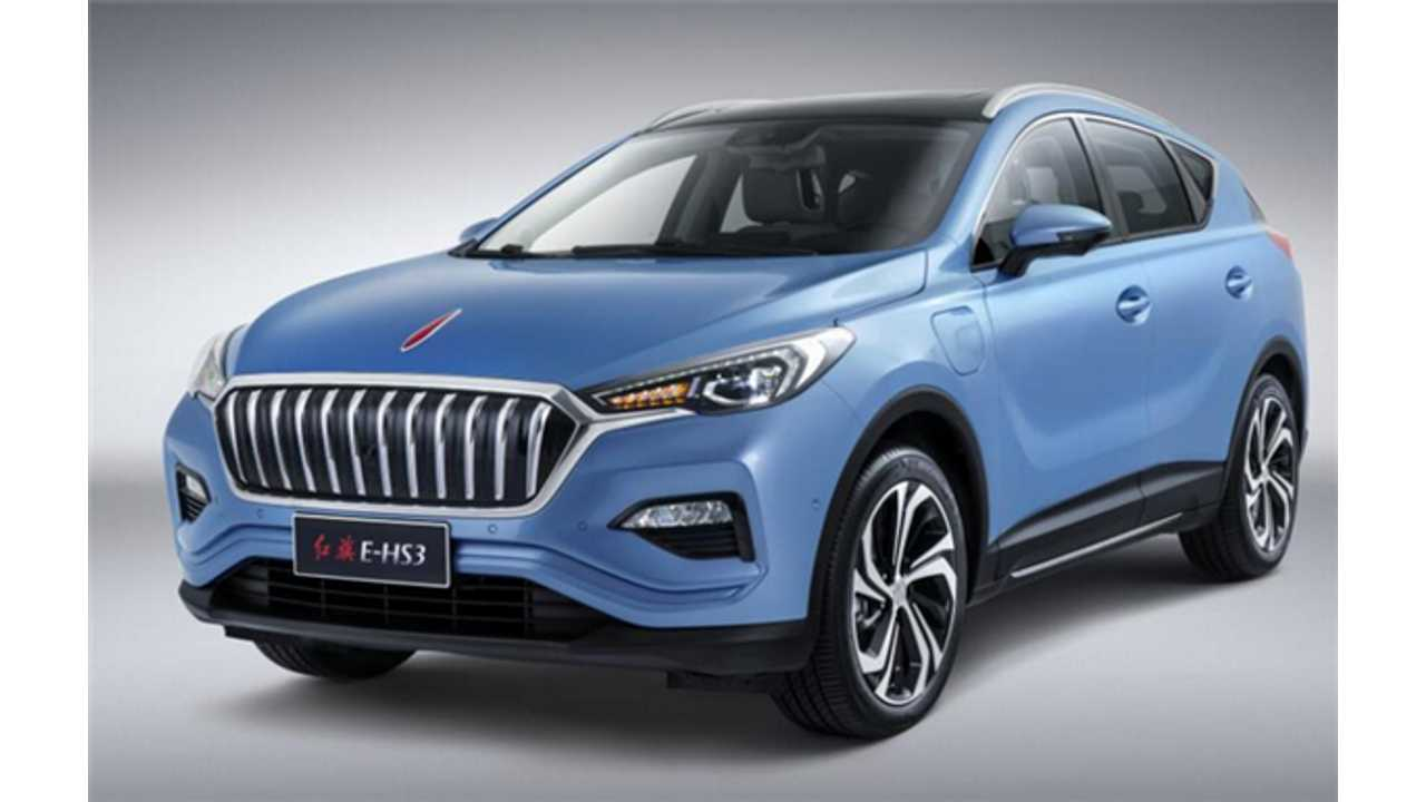 Hongqi To Launch E-HS3 Electric SUV This Year