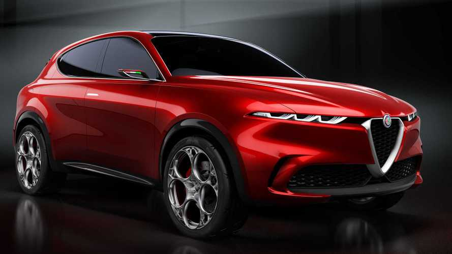 Alfa Romeo Tonale Previews Plug-In Hybrid Compact Crossover