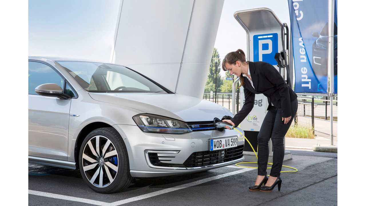 Volkswagen To Install 12,000 Charging Points In Germany