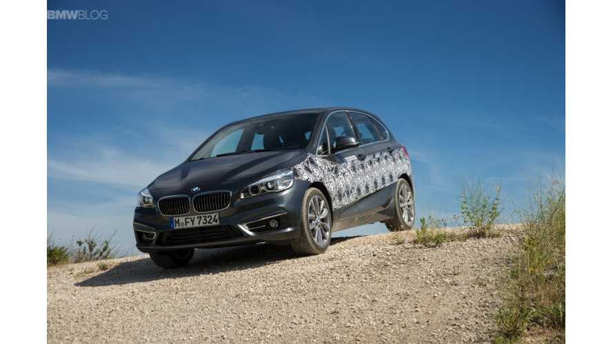 BMW 2 Series 225e Active Tourer PHEV - First Drive