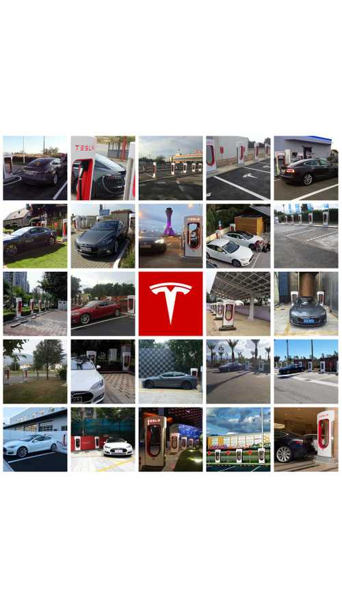 In September, Tesla Opened 25 Superchargers In 11 Countries