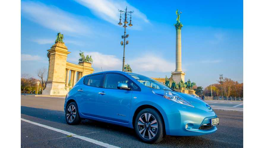 Nissan LEAF 30 kWh Capable To Run Long Journeys In UK Autocar Says