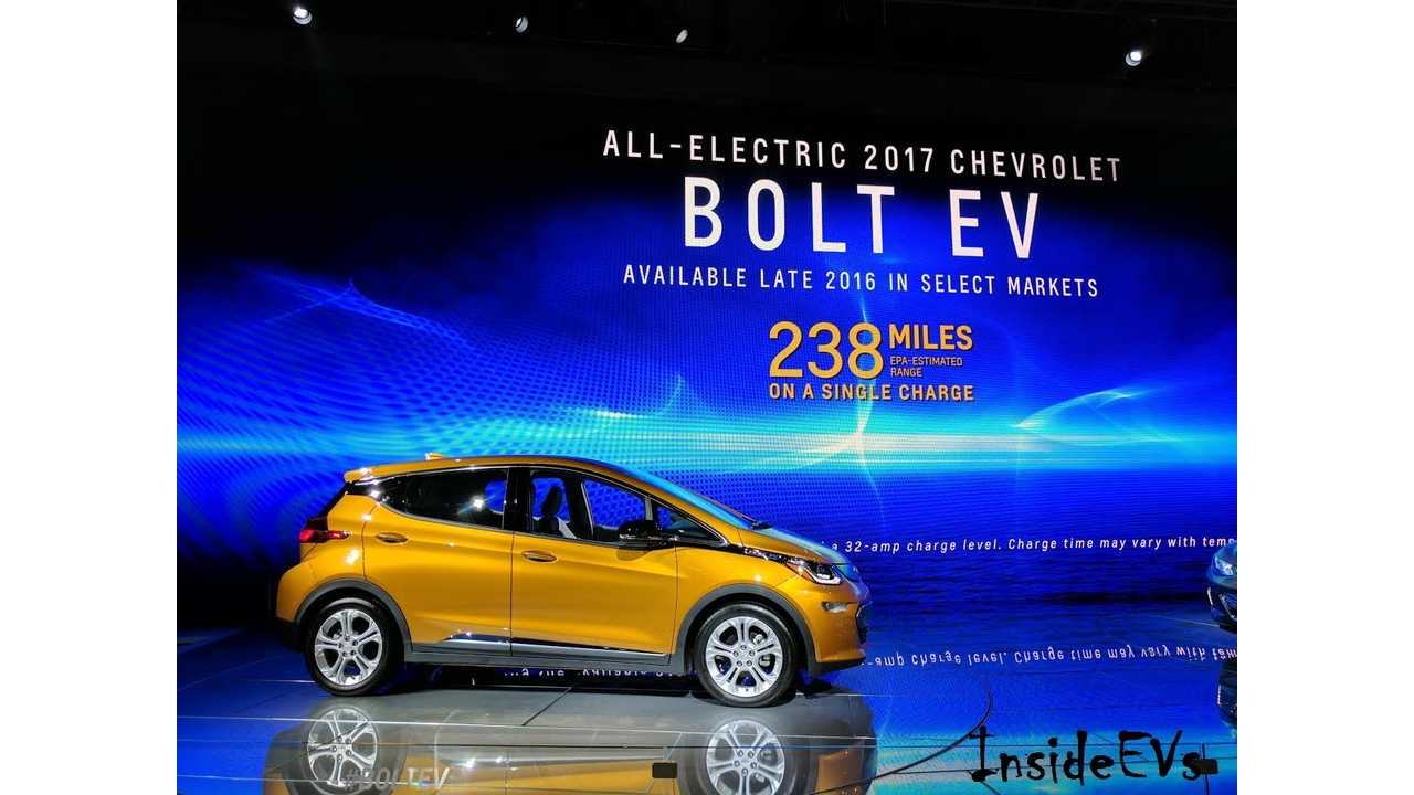 Talking Cars and the Chevrolet Bolt EV with Consumer Reports - Video