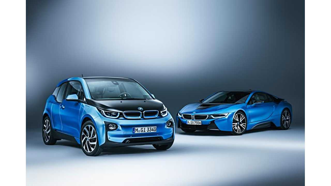 Report: All Future And Next Gen BMW i Vehicles Will Be Pure Electric