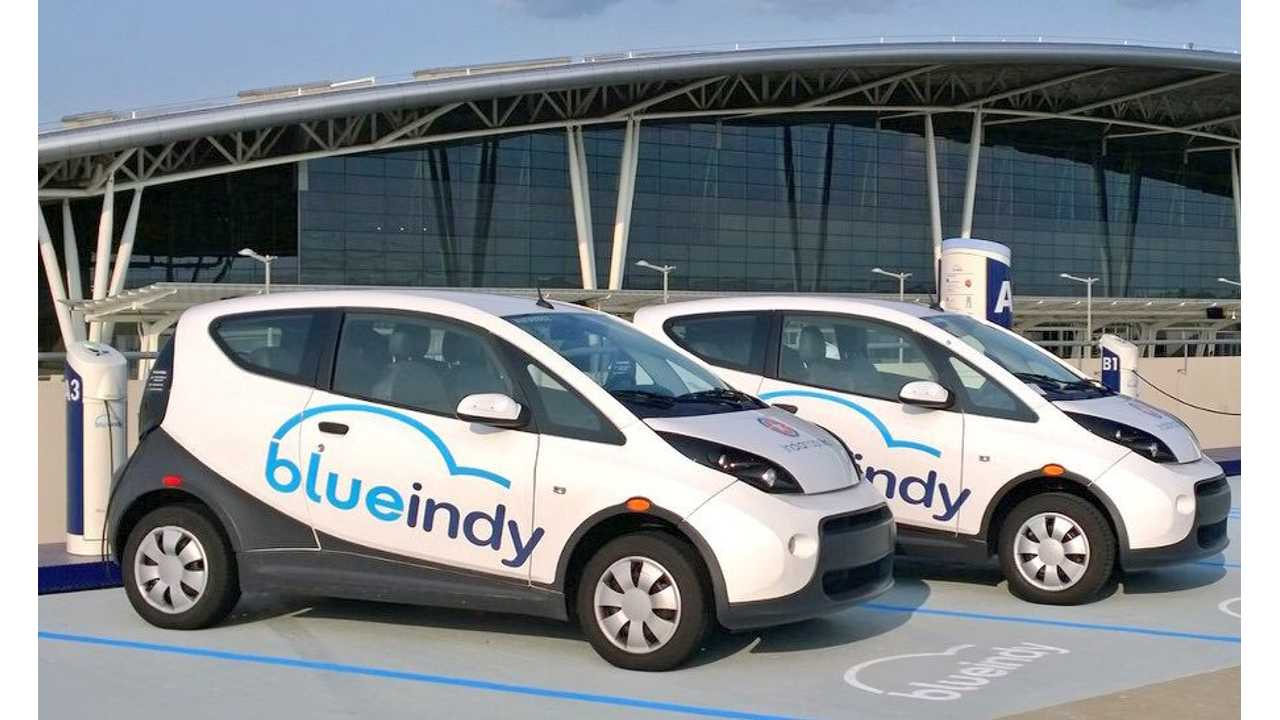 Bolloré Car Sharing Service To Be Launched In Los Angeles As BlueCalifornia
