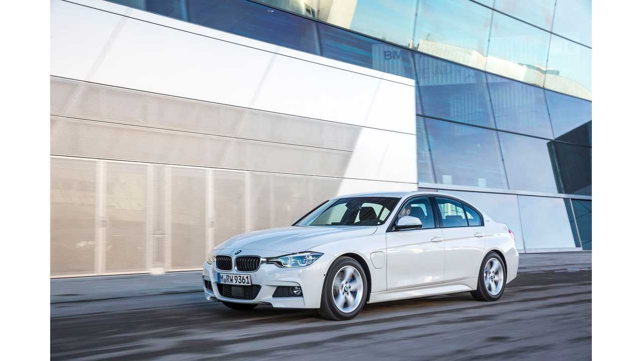 BMW Cancels 330e Orders In UK Due To Demand Far Exceeding Supply