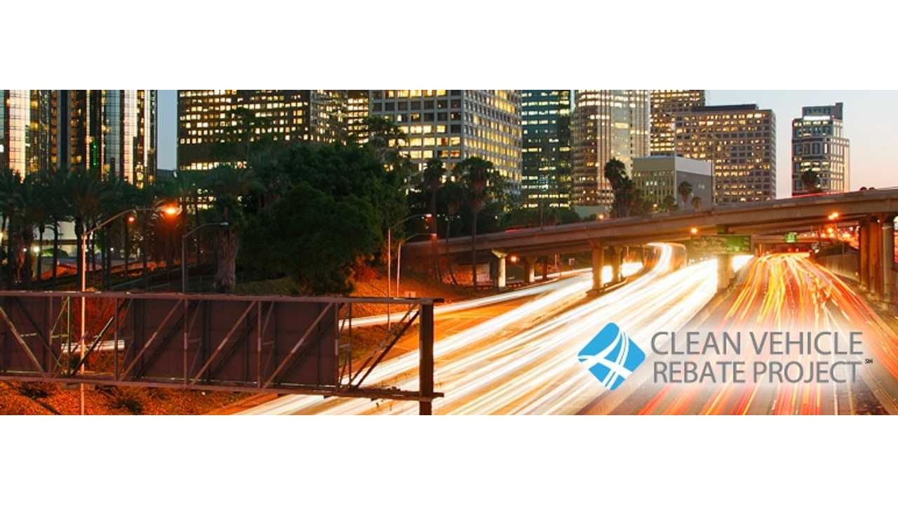 California's Clean Vehicle Rebate Project Announces New Incentives For Low And Moderate-Income Drivers