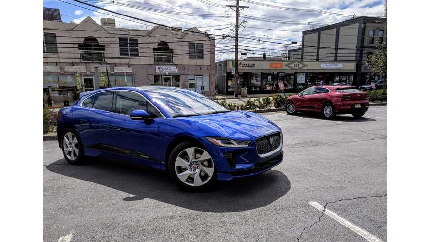 Watch Jaguar I-Pace Caught On The Move In U.S., Plus Images