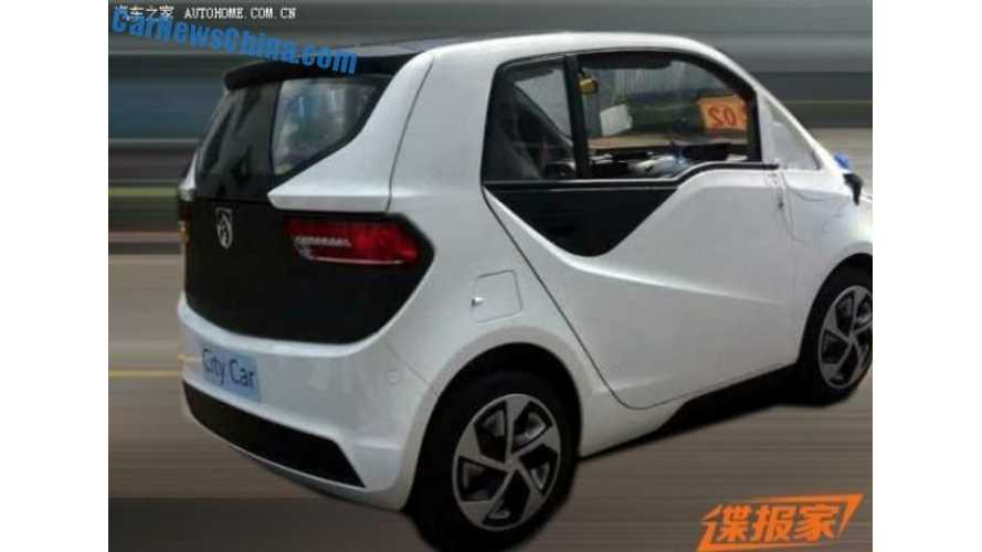 Wuling City EV Is A Volkswagen e-UP!, BMW i3 Knock Off
