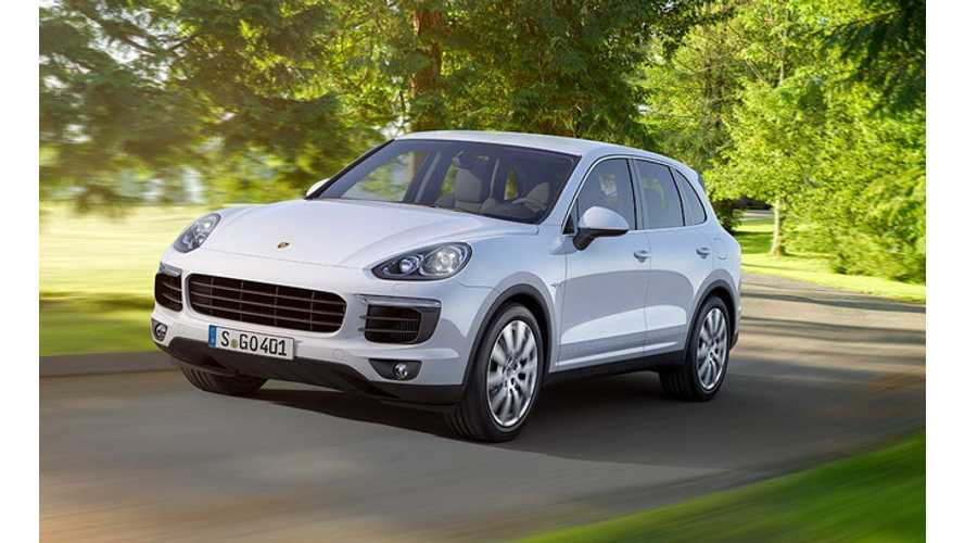 Porsche Cayenne S E-Hybrid Priced At $76,400 - On Sale In U.S On November 1