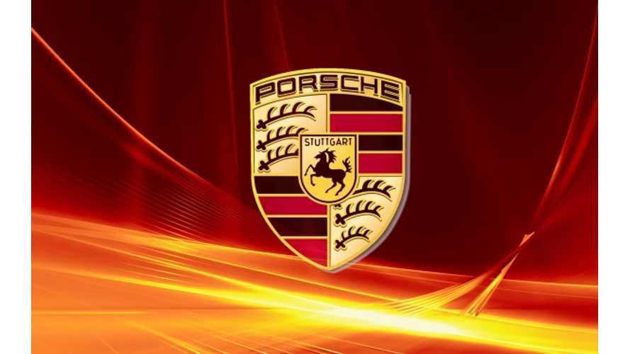 Electric Porsche Pajun Getting Readied As Tesla Model S Fighter