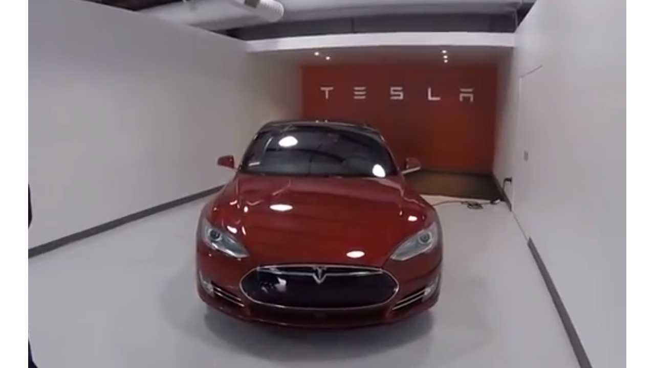 Tesla Model S P85D - First Documented Delivery Walkthrough
