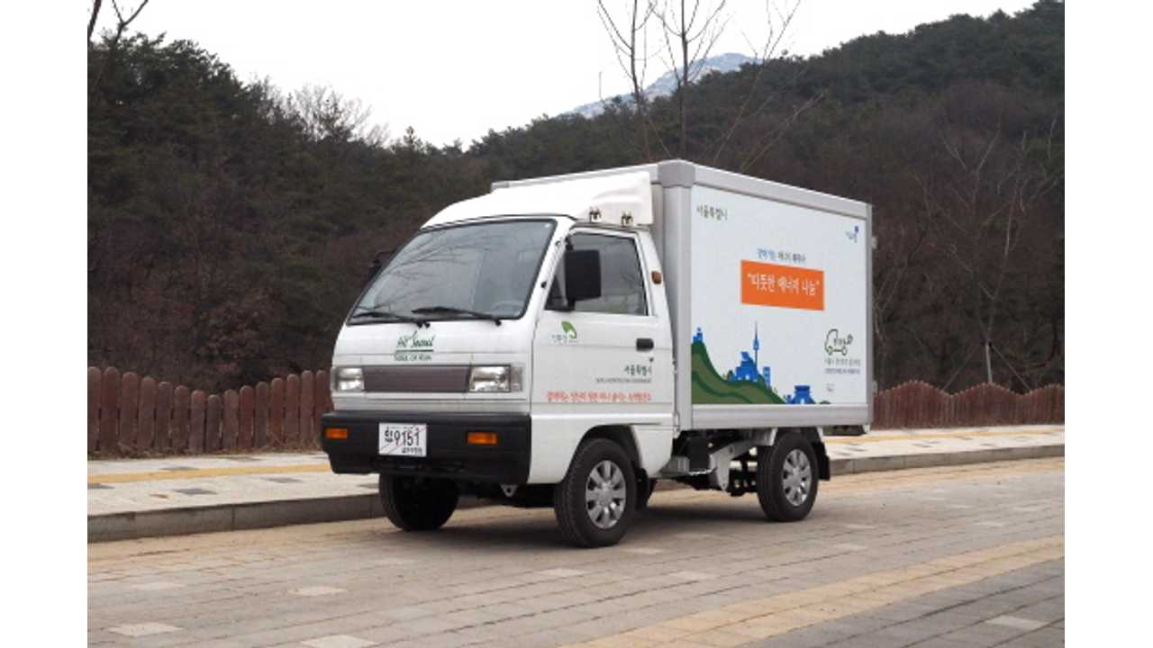 UQM Technologies To Supply South Korean Power Plaza With Motors & Controllers For Electric Trucks