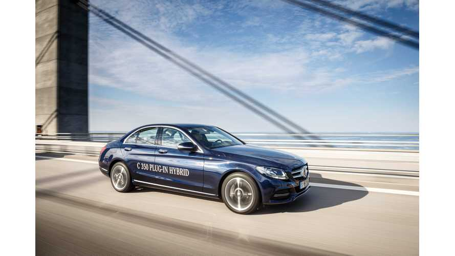 2015 Mercedes-Benz C350e Test Drive Review