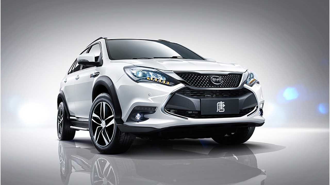 BYD Races To Triple Battery Production