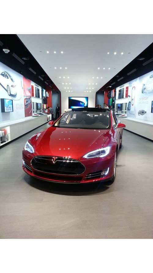 Pro-Tesla Bill Passes 48-4 In Georgia - Sales Cap Of 150 Per Year Removed