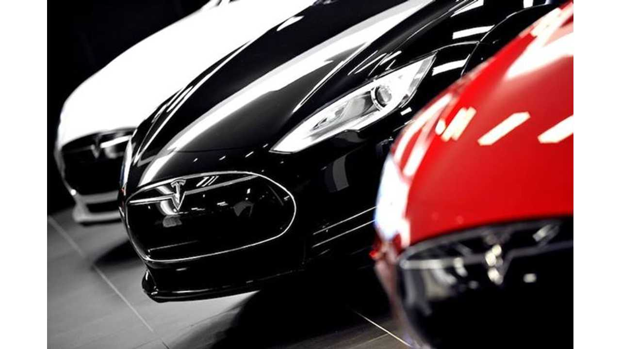 Tesla Model S Now On Sale In Mexico