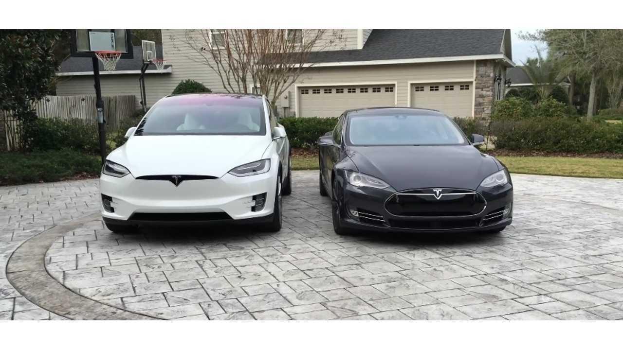 Tesla Model S & Model X Comparison (Price, Range, Acceleration) After Removal Of 85 kWh Version
